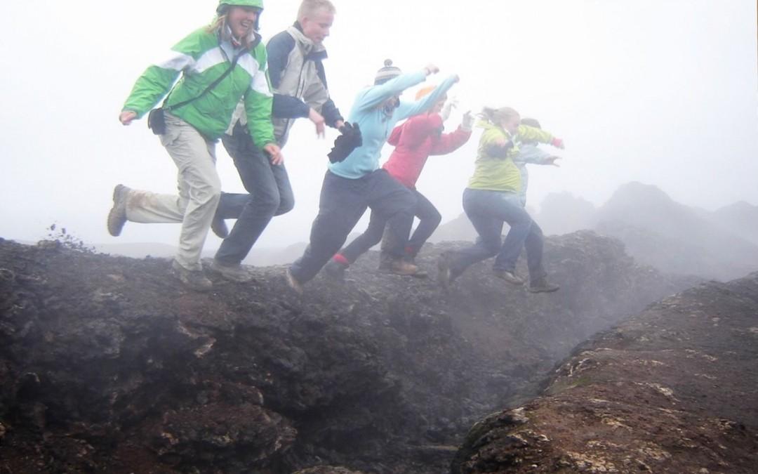 Vulkanen – waar en waarom daar?