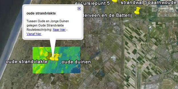 Excursiepunten Noord-Holland