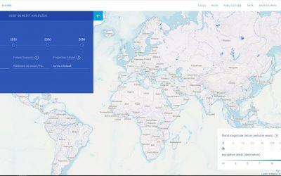 Deltares: Overstromingsrisico's wereldwijd