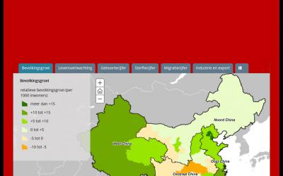 Bevolkingsverandering in China
