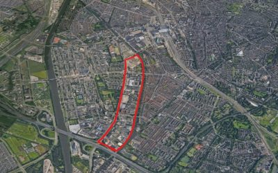 Nieuwe wijk: Merwedekanaalzone hv
